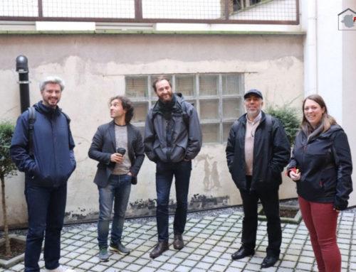 Le projet intergénérationnel de la chaussée de Ninove, suite.