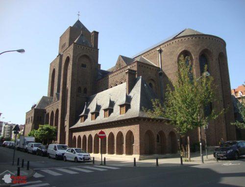 Projet d'occupation, quartier Volta à Ixelles