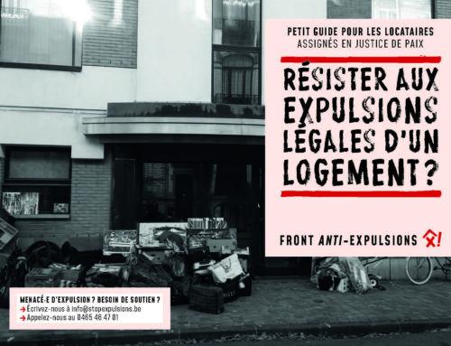 Procédures d'expulsion : un guide pratique réalisé par le Front Anti-Expulsions